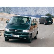Силиконовая тонировка на статике для Volkswagen Multivan T4 1990-2003