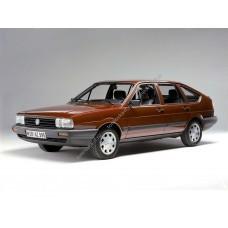 Силиконовая тонировка на статике для Volkswagen Passat B1-2 (1973-1988)