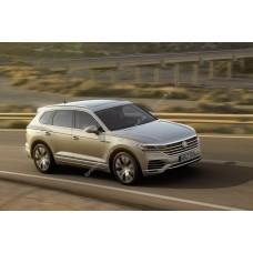 Силиконовая тонировка на статике для Volkswagen Toureg CR 2018-н.в.