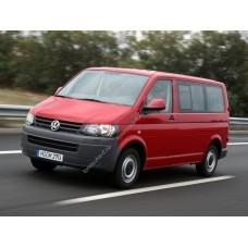 Силиконовая тонировка на статике для Volkswagen Transporter 2003-2015