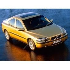 Силиконовая тонировка на статике для Volvo S60 1 поколение 2000-2010