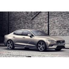 Силиконовая тонировка на статике для Volvo S60 3 поколение (06.2018 - н.в.)