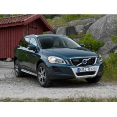 Силиконовая тонировка на статике для Volvo XC60 1 поколение (07.2008 - 2017)